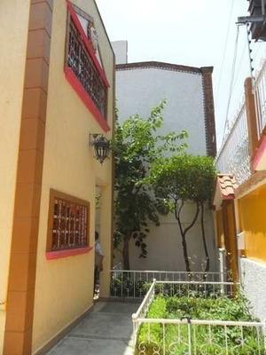 Linda Casa Sola En Renta Vértiz Narvarte