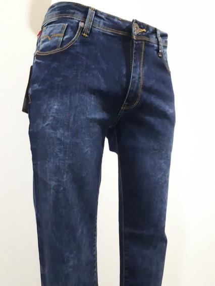 Pantalón Collors Couture Mez Corte Semi Recto Strech 3282