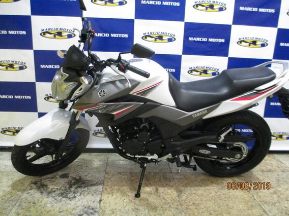 Yamaha Fazer 250 Blue Flex 17/17
