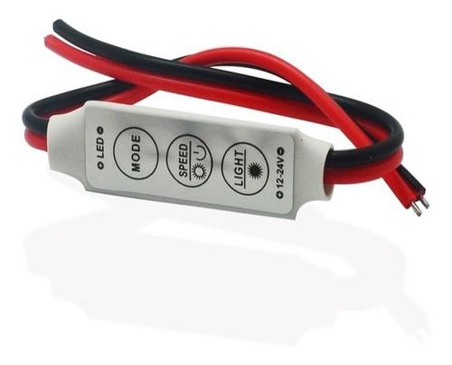 Controlador Dimmer Digital Para Led - Entrada 12 - 24v