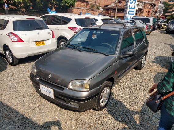 Renault Clio Rte Mecanico 1998