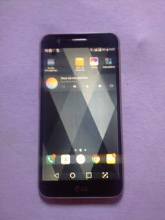 Celular LG K10 2018 M250 Usado 2 Anos De Uso