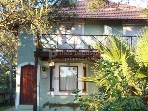 Casa En Punta Ballena, Portezuelo | Ines Podesta Ref:3740- Ref: 3740