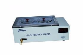 Banho Maria Digital De Duas Bocas - Warmnest