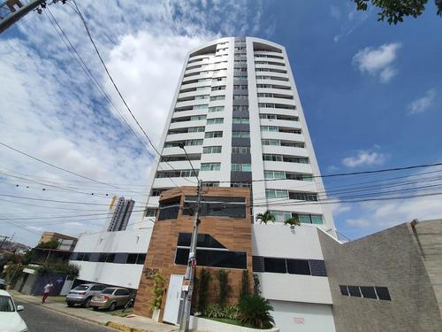 Apartamento Em Universitário, Caruaru/pe De 98m² 3 Quartos À Venda Por R$ 429.000,00 - Ap726541