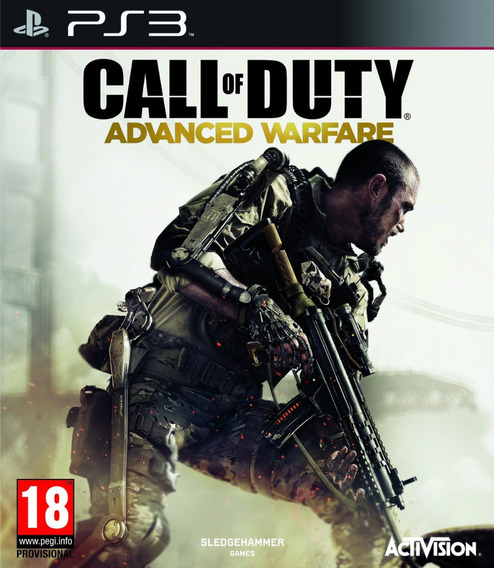 Call Of Duty: Advanced Warfare Gold Edition Psn Ps3 Pt-br