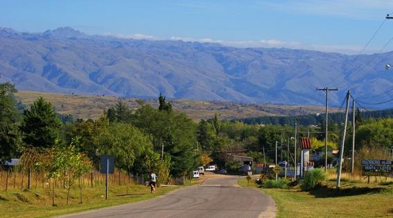 Terreno De 1.000 Mts ( Villa Yacanto. Cba )