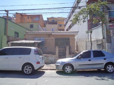 Terreno Para Venda, 300.0 M2, Jardim São José - São Paulo - 5422