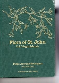Flora Of St. John U.s.virgin Islands