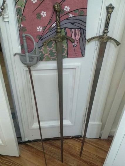 Espadas Romas De Acero Para Decoración, Cosplay, Rol