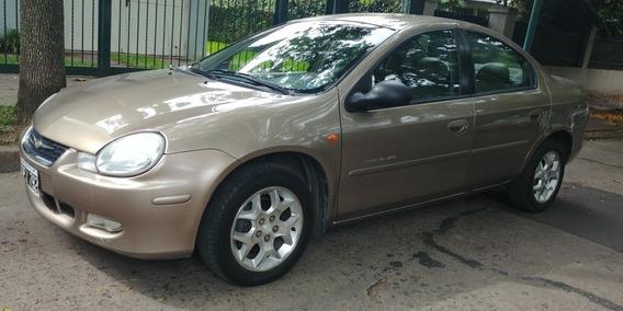 Chrysler Neon 2.0 2000 Lx 2001