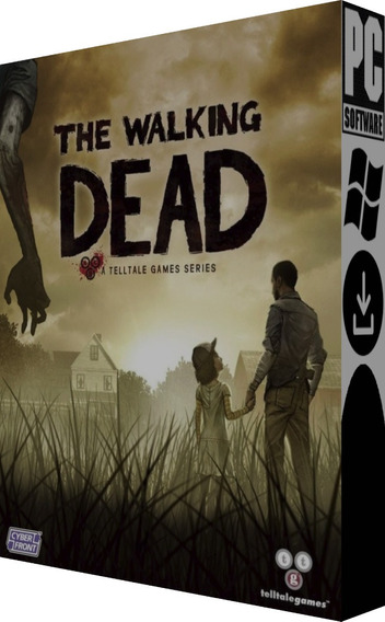 The Walking Dead: Season 1 - Pc - Mídia Digital