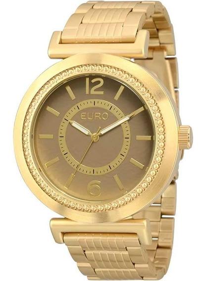 Relógio Euro Feminino Eu2039jf/4d