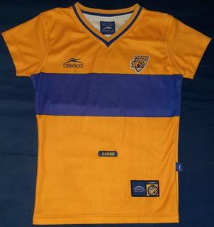 Jersey Tigres Uanl Atletica Dama 2000