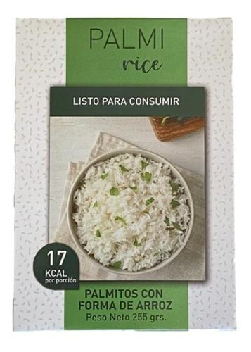 Arroz De Palmitos Palmipasta 225gr - Keto Friendly