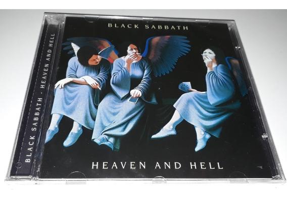 Black Sabbath - Heaven And Hell (cd Lacrado) C/ Dio