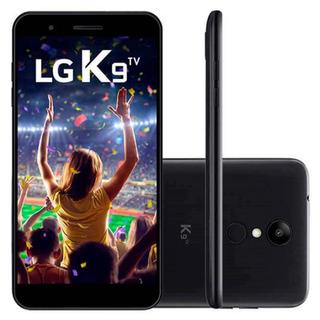 Smartphone Lg K9 Tv, Preto, Lmx210, Tela De 5 , 16gb, 8mp
