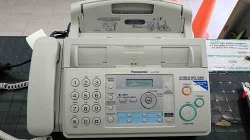 Fax Panasonic Kx-fp703ag C/id Y Papel Común