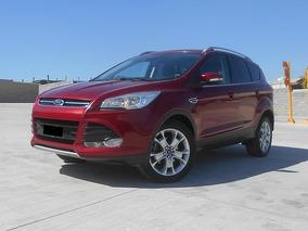 Ford Escape 2.5 Titanium At 216 Rojo