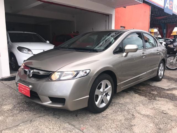 Civic Sedan Lxs 1.8 Flex 16v Aut. 4p