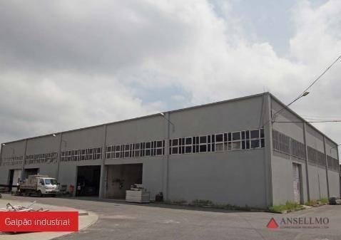 Galpão À Venda, 2495 M² Por R$ 14.000.000,00 - Cooperativa - São Bernardo Do Campo/sp - Ga0238