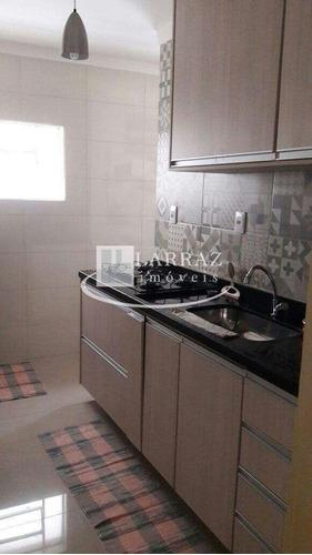 Oportunidade. Excelente Apartamento Para Venda No Centro, Inteiro Reformado, 1 Dormitorio Com Varanda E 42 M2 De Area Útil - Ap00514 - 32098236