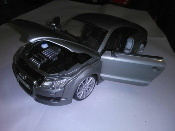 Carro Audi Tt Coupe Escala 1/18