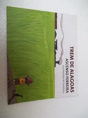 * Trem De Alagoas - Ascenso Ferreira - Livro