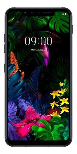Imagem 1 de 6 de LG G8S ThinQ Dual SIM 128 GB aurora black 6 GB RAM