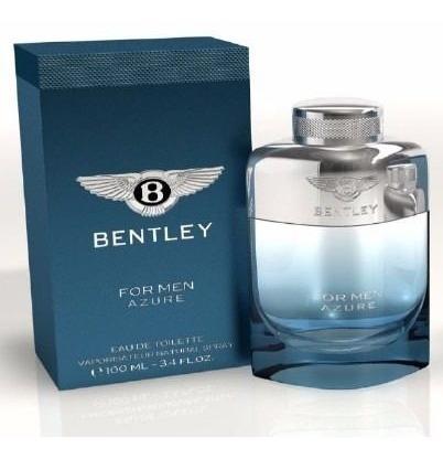 Perfume Bentley For Men Azure Masculino Edt 100ml Original