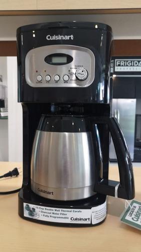 Imagen 1 de 10 de Coffee Maker Cuisinart Modelo (dcc-1150bk) Nuevo En Caja