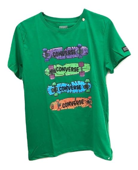 Remera Converse Niños Broken Skate Tee - D3386934