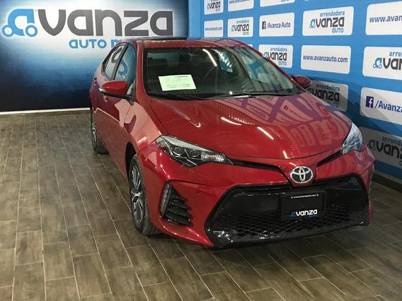 2018 Toyota Corolla Se Plus