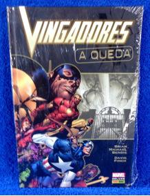Vingadores A Queda Livro Original Lacrado