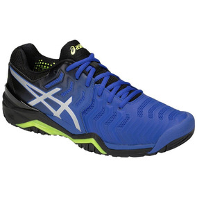 Tênis Asics Gel Resolution 7 Illusion Azul 2019