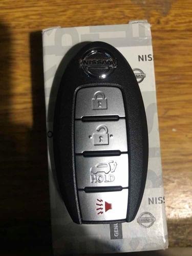 Llave Encendido Proximidad Nissan Xtrail (15-19)