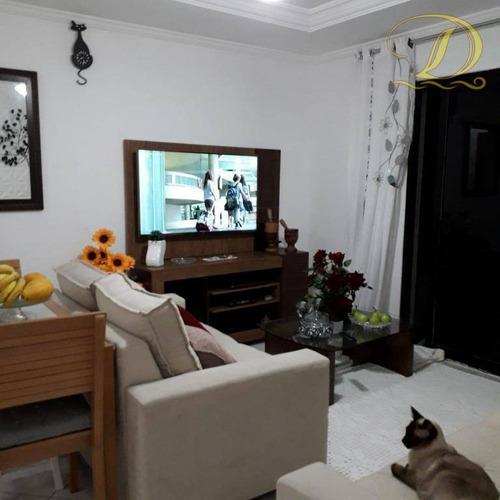 Apartamento Com 2 Dormitórios À Venda Na Ocian - Ap4229
