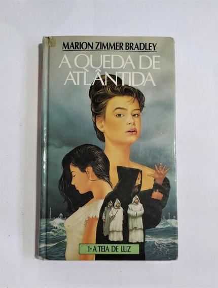 Livros 1 E 2 De A Queda De Atlântida Da Marion Zimmer B.