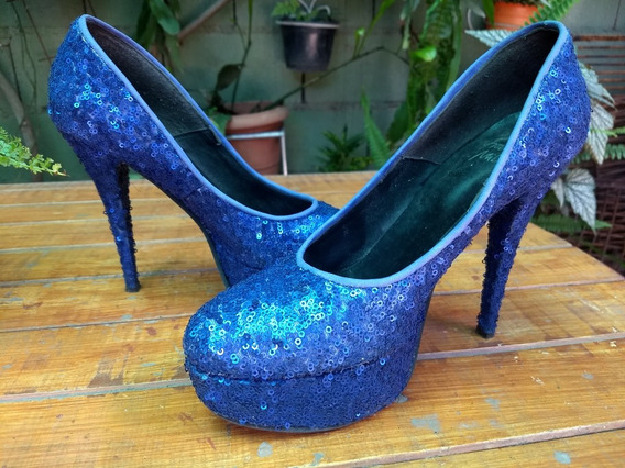 Zapatos Stilleto Para Fiesta