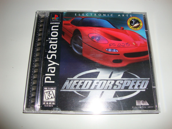 Need For Speed 2 Original Americano Para Playstation