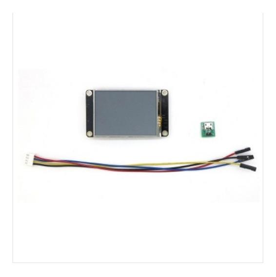 Display Lcd Nextion V. E Nx3224k024 2.4 Inch Com Nota Fiscal