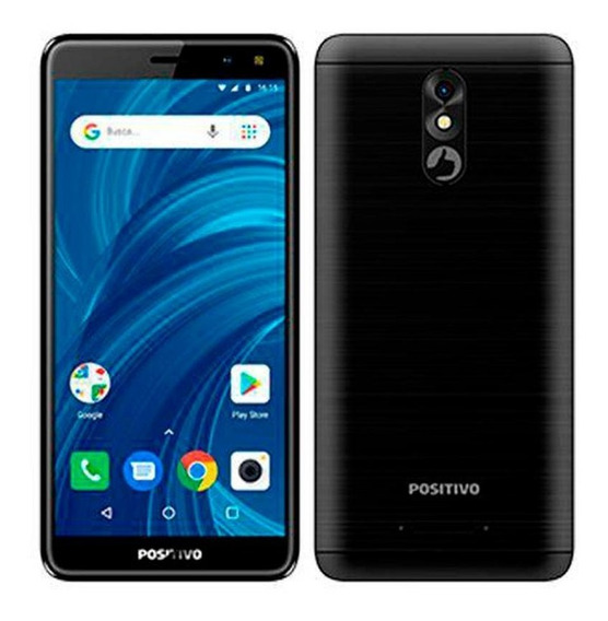 Smartphone Positivo Twist 2 Pro S532 Preto Dual Chip