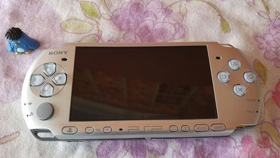 Sony Psp 3000 Console Japonês Funcionando Perfeitamente A3