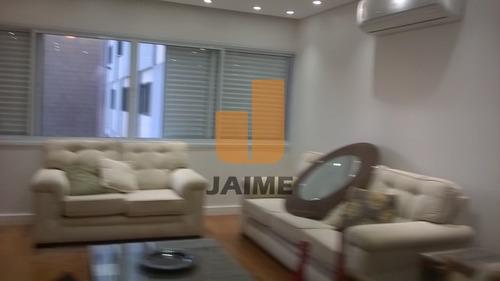 Apartamento Para Venda No Bairro Bela Vista Em São Paulo - Cod: Ja10330 - Ja10330