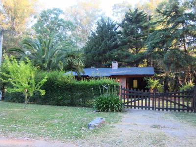 Exelente Casa Cercada,con Parque