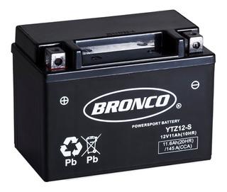 Bateria Moto Ytz12s De Gel Motoscba