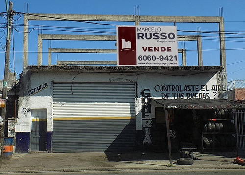 Imagen 1 de 1 de Galpón C/ Local Comercial