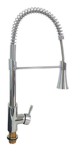 Torneira Gourmet Metal Monocomando Com Misturador Tm 1053