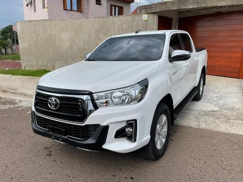 Toyota Hilux Sr 2.4 2018 4x2