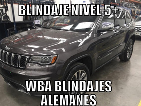 Grand Cherokee Limited Advance 4x4 Blindaje Wba 5+